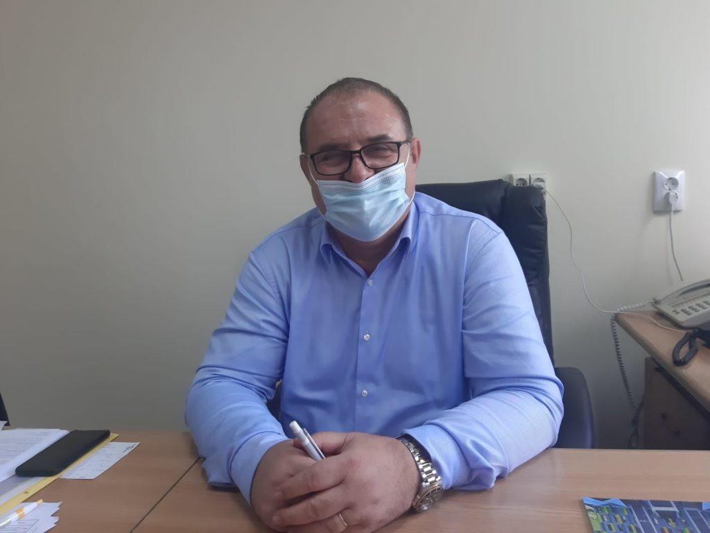COLONELUL GUIȚĂ, ȘEFUL ATI LA SPITALUL MIOVENI