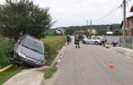 Accident la Băiculeşti şi pe Autostradă