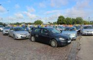 Pentru susţinerea examenului de şoferi, prefectul a solicitat sprijin Poliţiei Locale