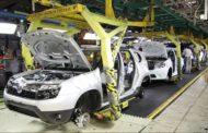 Producţia auto, în scădere
