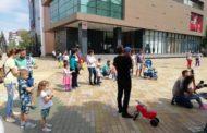 ACUM: Teatru pentru copii în centrul Piteștiului