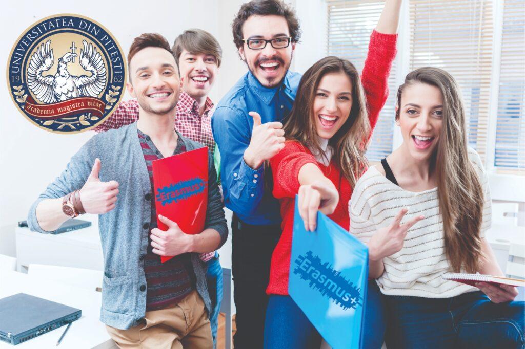 ERASMUS+: SUCCES EDUCAȚIONAL EUROPEAN PENTRU STUDENȚII UPIT