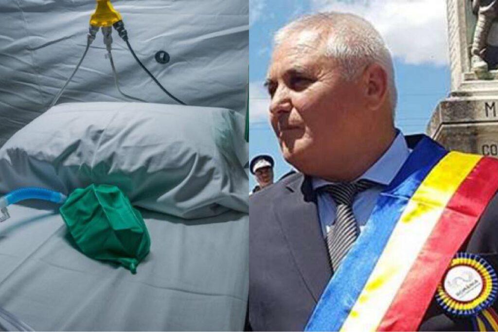 """PRIMARUL DIN BRĂDULEȚ: """"NU-MI ÎNCHIPUIAM CĂ AM COVID, AM CREZUT CĂ AM RĂCIT"""""""