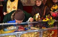 Pupatul moaștelor la români