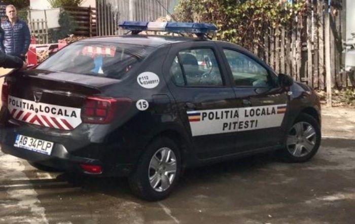 BAR DIN CENTRUL PITEȘTIULUI, ÎNCHIS DE POLIȚIA LOCALĂ