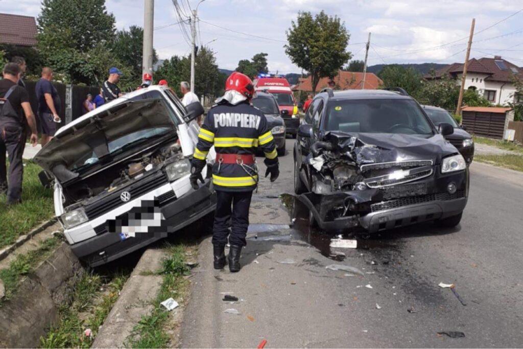 ACUM! ACCIDENT CU VICTIME ÎN CURTEA DE ARGEȘ