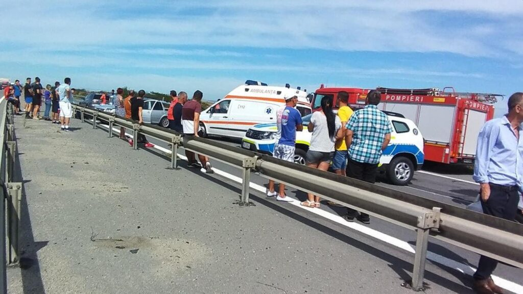 ACCIDENT: BĂRBAT GRAV RĂNIT, A INTERVENIT UN ELICOPTER SMURD