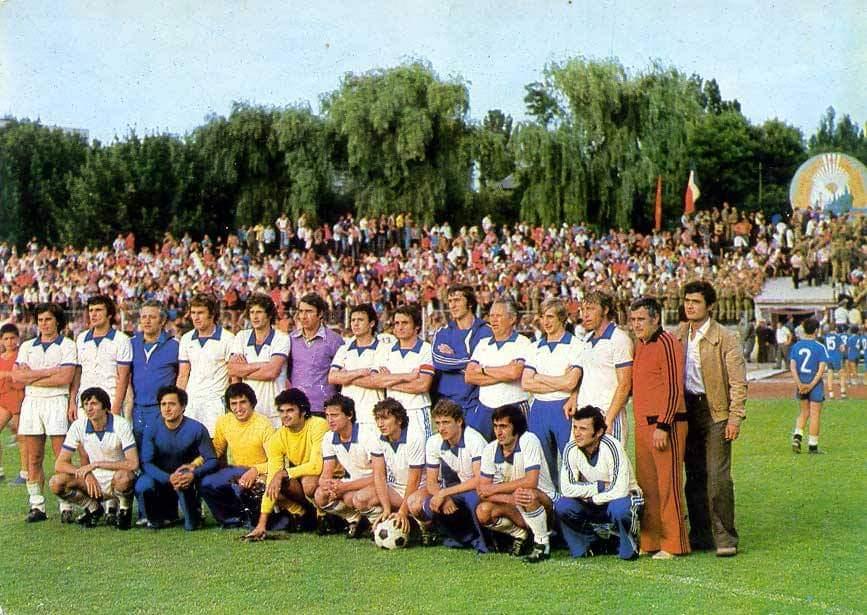 FC ARGEȘ, 67 DE ANI DE LA ÎNFIINȚARE