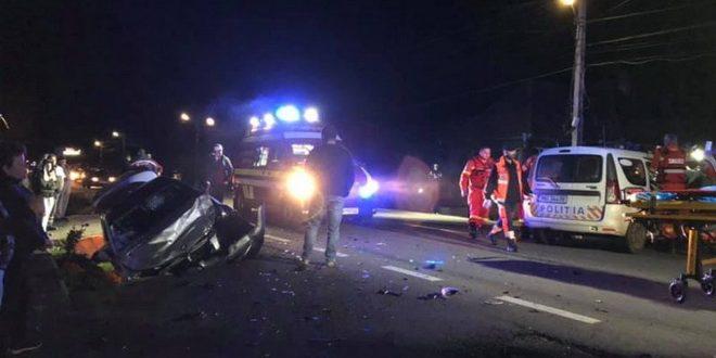 UPDATE: MOTOCICLISTUL ACCIDENTAT LA CÂMPULUNG A MURIT