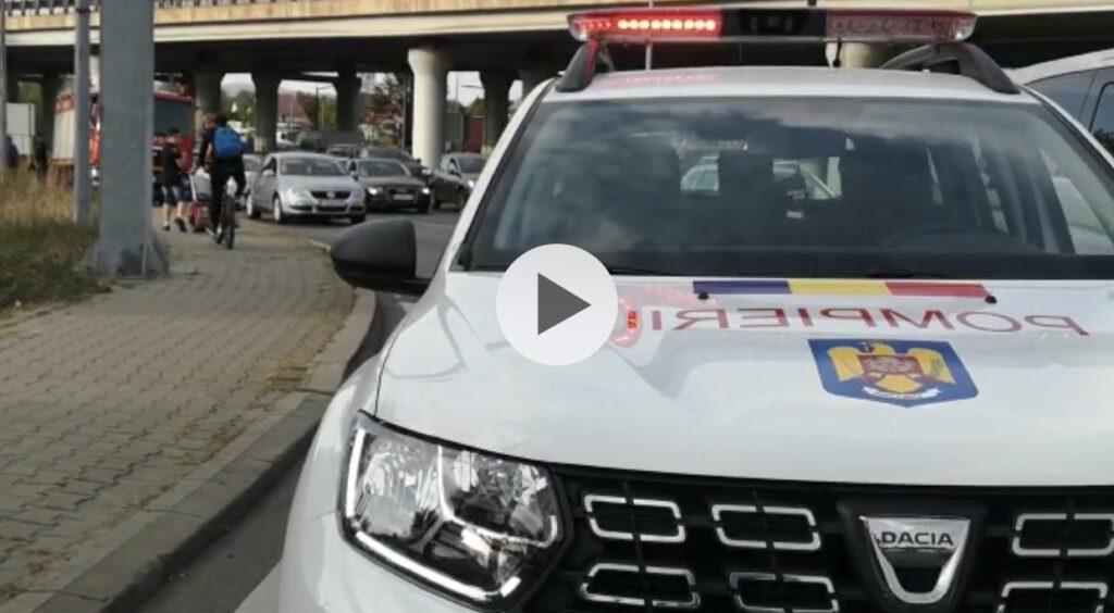 VIDEO - TÂNĂRĂ DE 20 DE ANI TENTATIVĂ DE SUICID ÎN RÂUL ARGEȘ