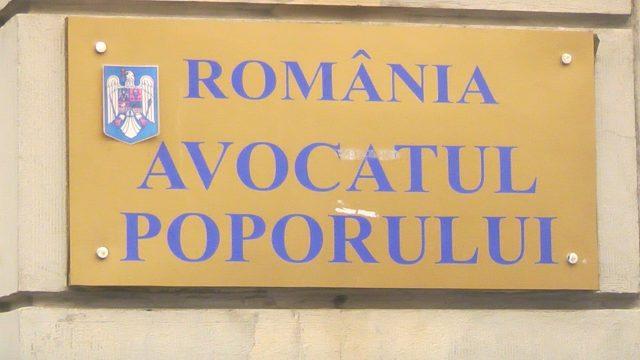 AVOCATUL POPORULUI S-A MUTAT ÎN CASĂ NOUĂ