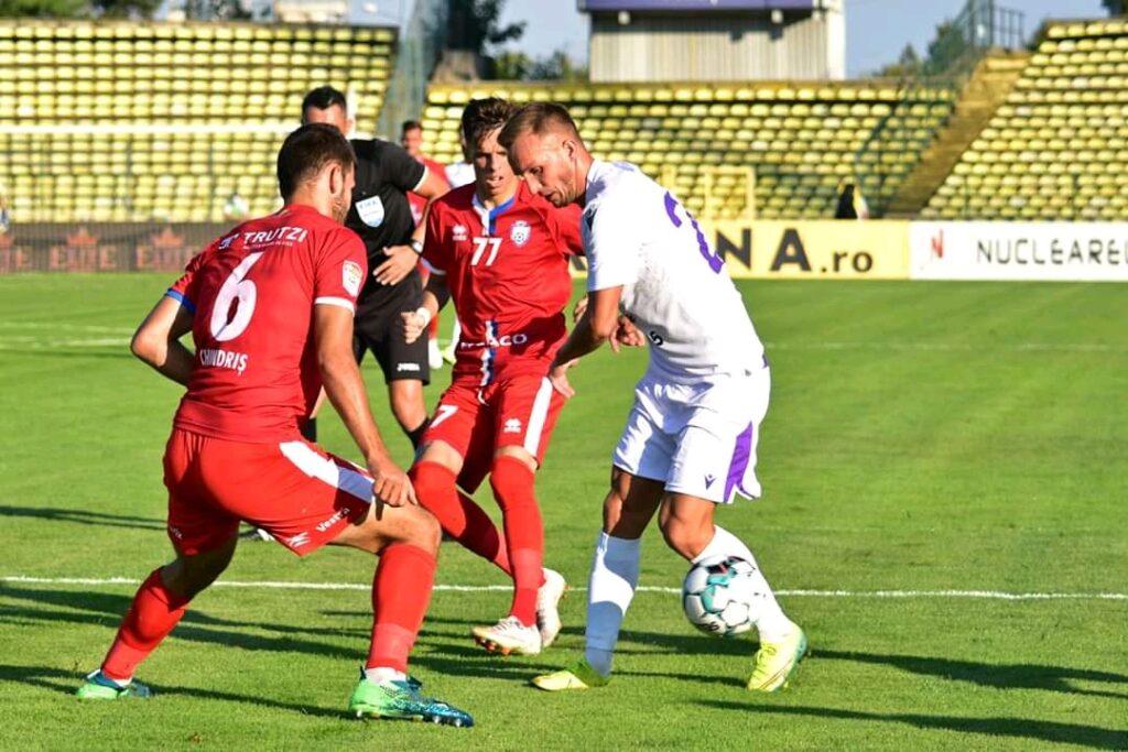 FC ARGEȘ JOACĂ SÂMBĂTĂ UN AMICAL