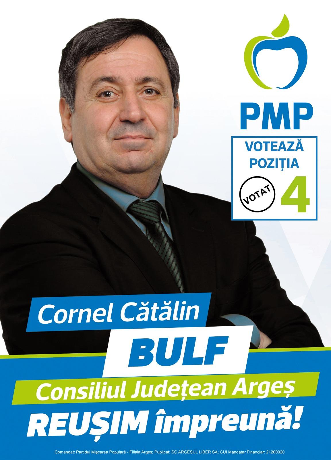 Bulf PMP Campanie Electorala