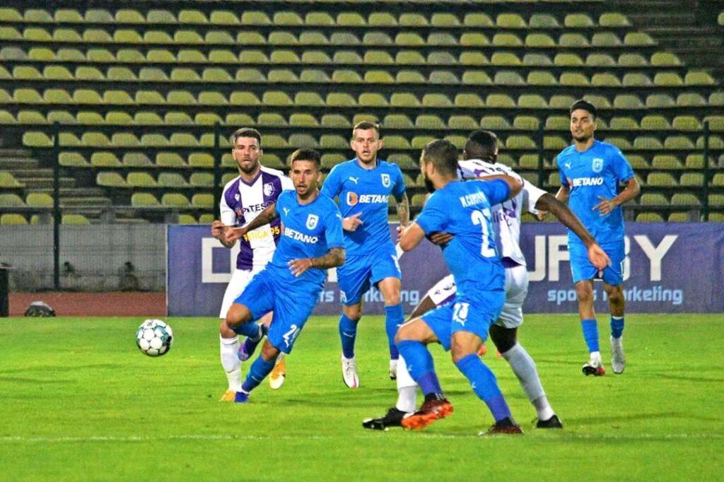 FC ARGEȘ - ASTRA, DUELUL CODAȘILOR
