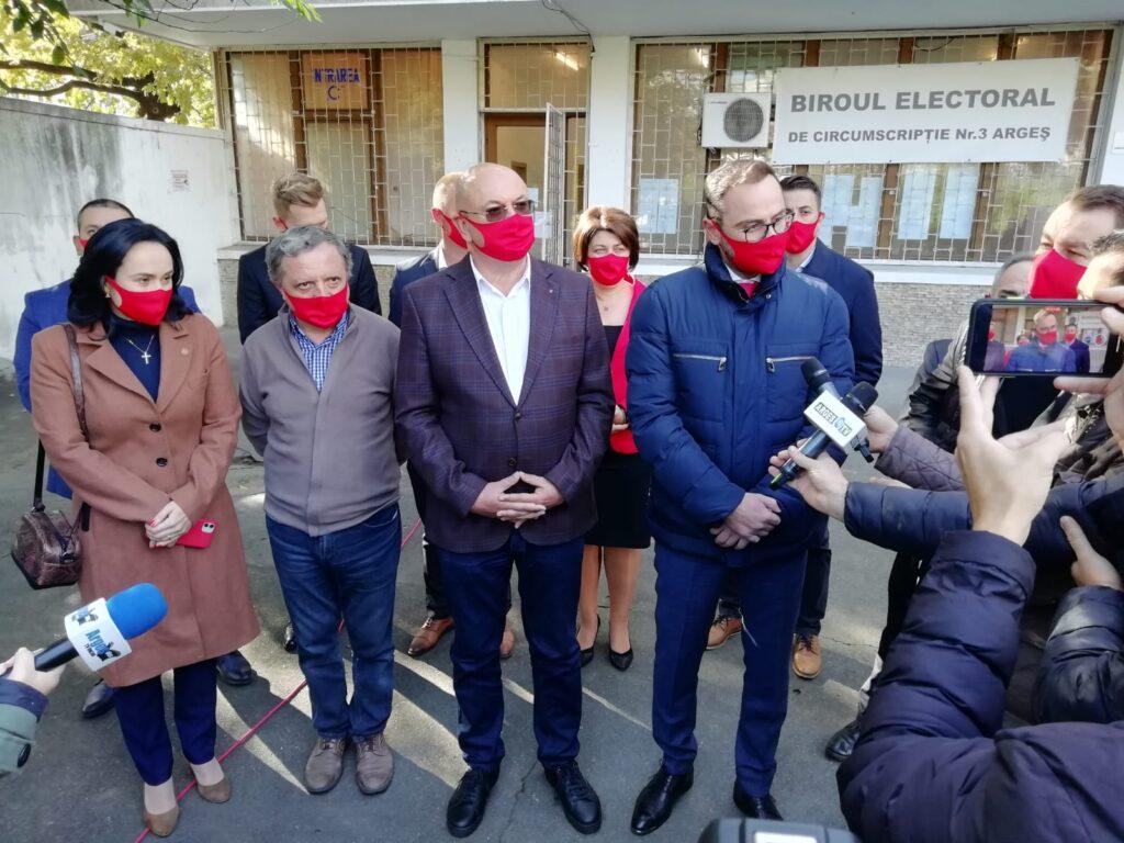 PROPUNERILE PSD ARGEȘ PENTRU ALEGERILE PARLAMENTARE