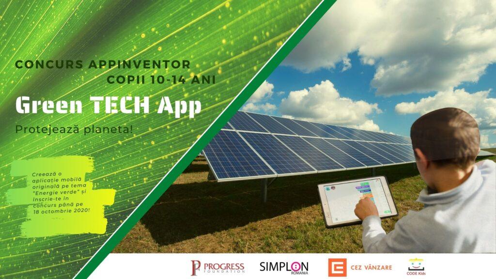 Concurs CEZ Vânzare și Fundația Progress pentru copiii pasionați de tehnologie. Premii în valoare de 4500 lei