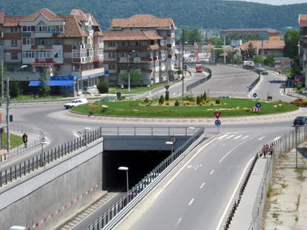 AZI: RESTRICŢII DE CIRCULAŢIE PE DN7 - km 119+000 (Pasaj Bascov)