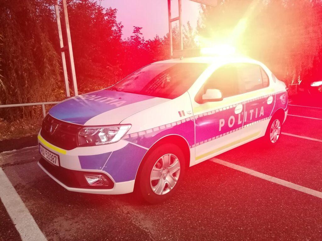 DEPISTAT DE POLIȚIȘTI CONDUCÂND FĂRĂ DREPT, A DOUA OARĂ ÎN 2 ZILE!