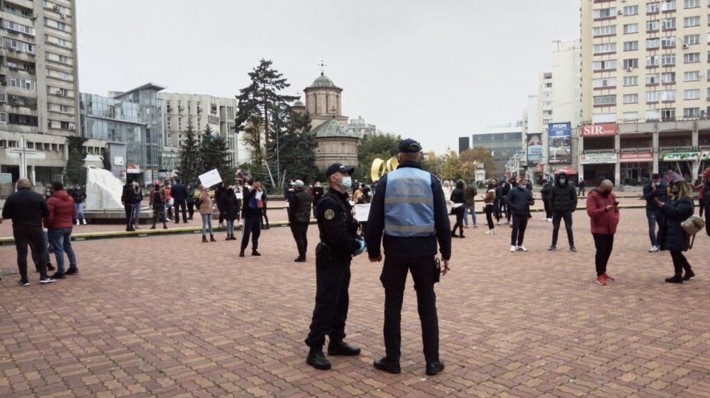 """MÂINE: PROTEST ÎN PIAȚA ,,VASILE MILEA"""" DIN PITEȘTI"""