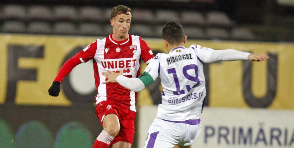 FC Argeș a fost învinsă de Dinamo