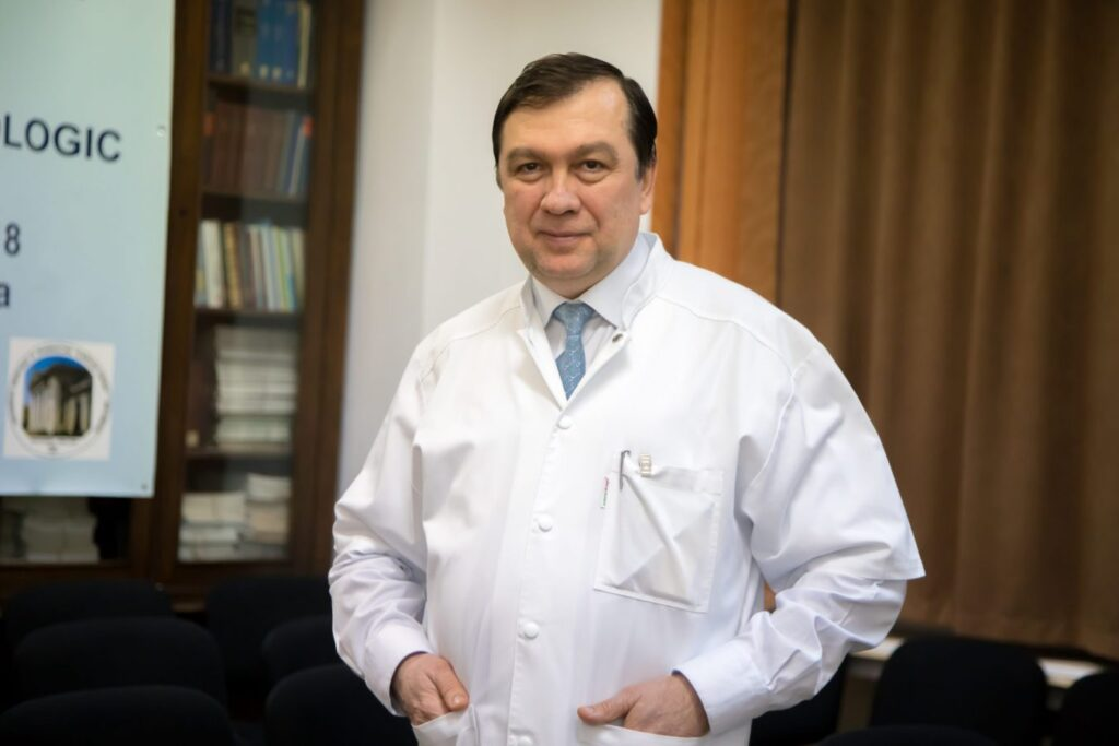 MUSCELEANUL VIOREL JINGA, DOCTOR HONORIS CAUSA AL UPIT