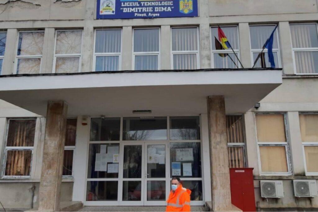"""COLEGIUL ,,DIMITRIE DIMA"""" ARE CONDIȚII OPTIME DE ÎNCĂLZIRE"""