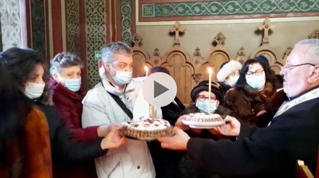 VIDEO: MARIEAN NEACȘU A FOST ÎNGROPAT ÎN TRANDAFIRI