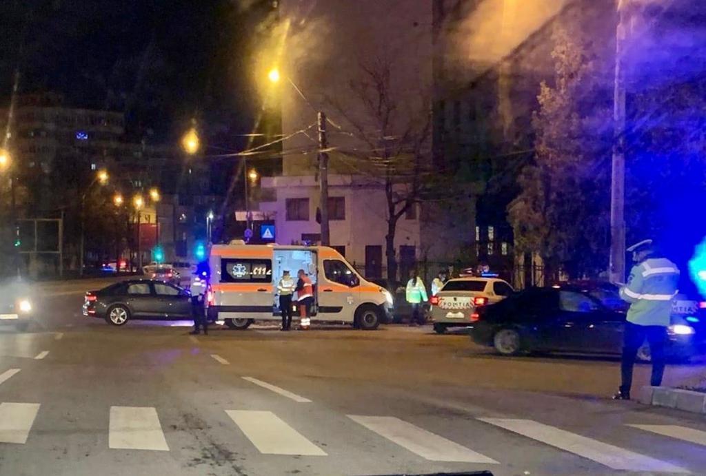 ACCIDENT FRONTAL CU VICTIME ÎN PITEȘTI, PE FRAȚII GOLEȘTI