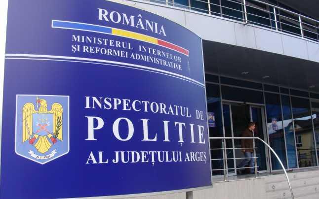 POLIȚIA ARGEȘ, BANI GREI PENTRU CORESPONDENȚĂ