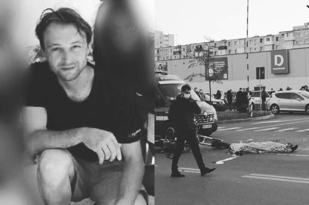 POLIȚISTUL MORT ÎN ACCIDENT A FOST ÎNMORMÂNTAT LA ROCIU