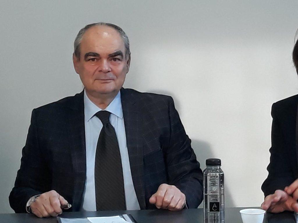 DR. DANIEL MUȘAT, NOUL DIRECTOR MEDICAL AL SPITALULUI MIOVENI