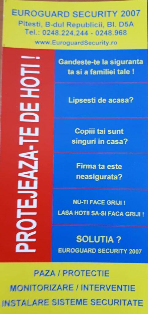 PROTEJEAZĂ-TE DE HOȚI!