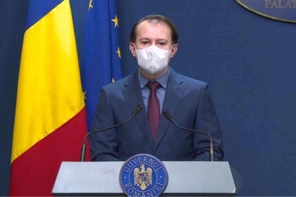 FLORIN CÎȚU: RESTRICȚIILE SE AMÂNĂ PÂNĂ DUMINICĂ