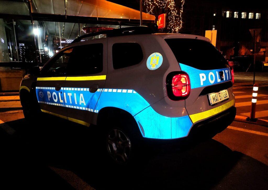 BOTEZ OPRIT DE POLIȚIȘTII ARGEȘENI