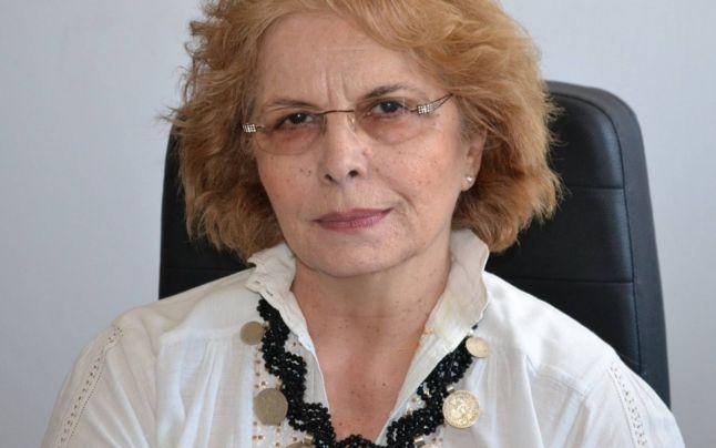AZI, FILOFTEIA PALLY, ÎN BUCHETUL FEMINA