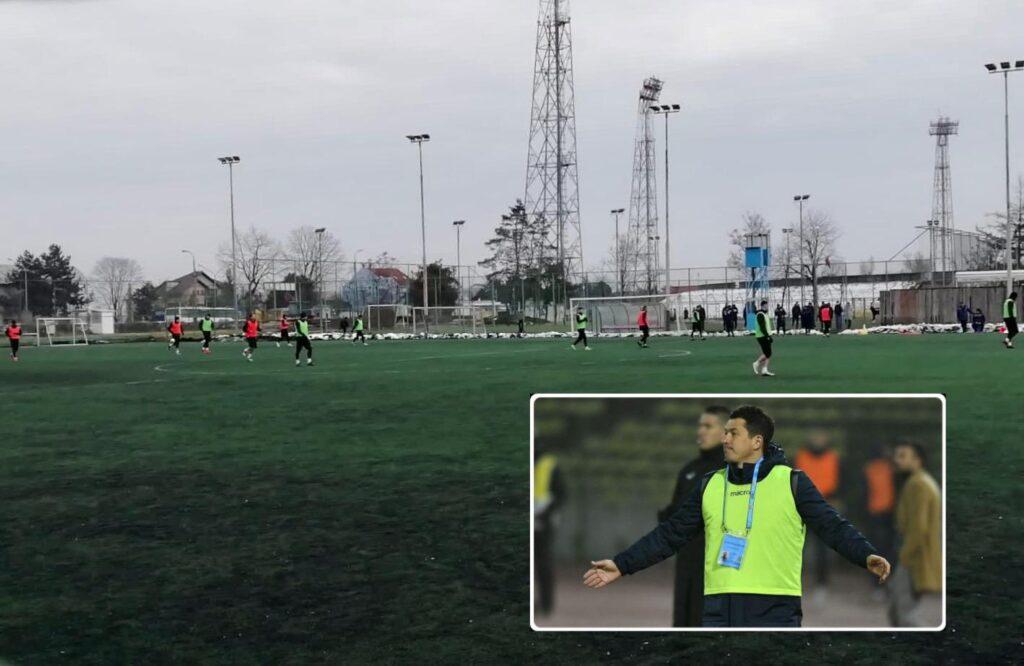NO PHOTO! LA ANTRENAMENTUL FC ARGEȘ DE ASTĂZI