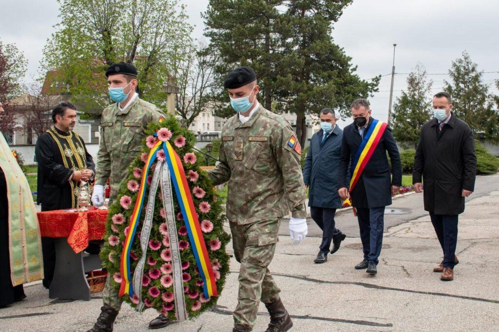 La Pitești a fost sărbătorită Ziua veteranilor de război