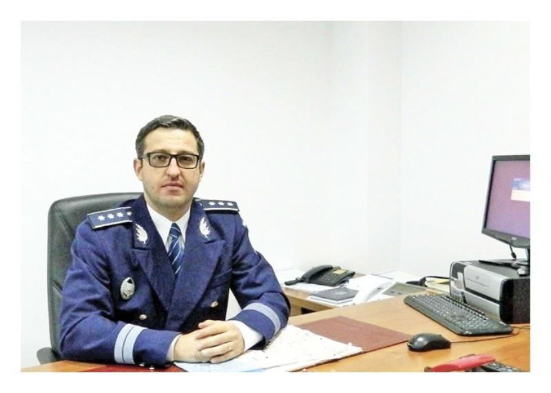 POLIȚIA ARGEȘ ARE CONDUCERE NOUĂ