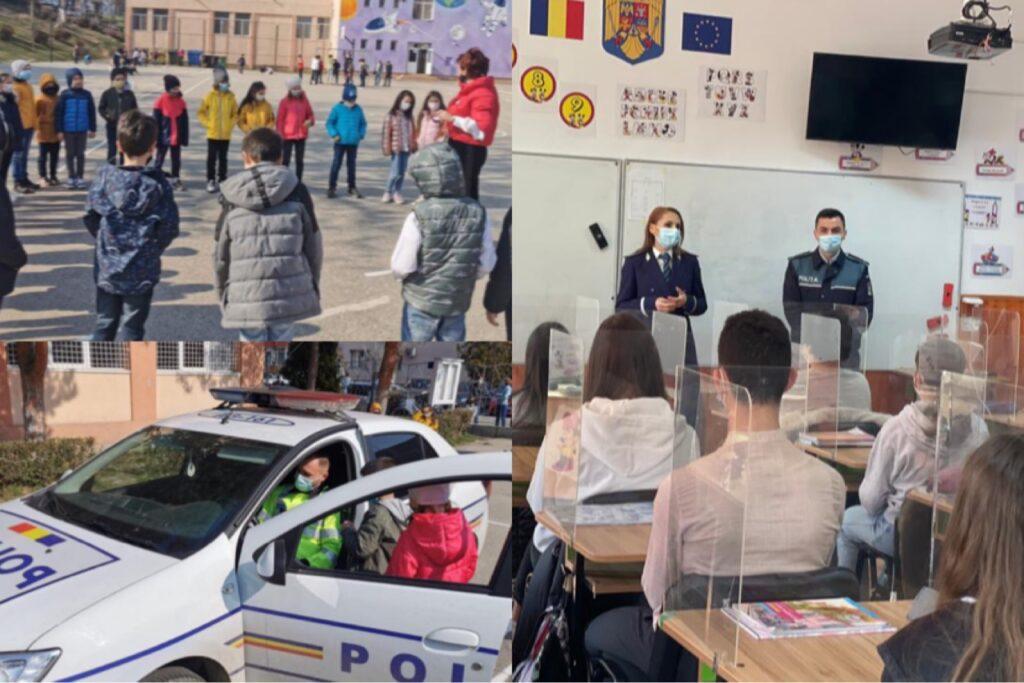 POLIȚIȘTII, ACTIVITĂȚI ÎN MAI MULTE ȘCOLI DIN ARGEȘ