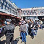 VIDEO: Din cauza unei interdicții, oameni revoltați în Piața Ceair