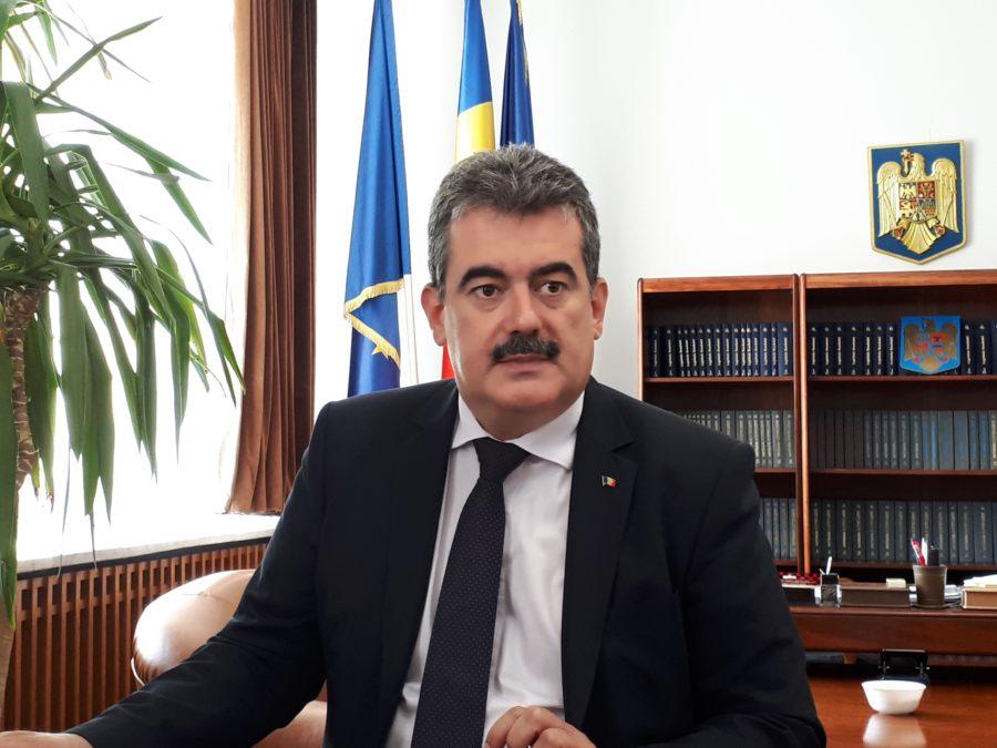 """FUNCȚIE """"GRASĂ"""" PENTRU ANDREI GEREA"""