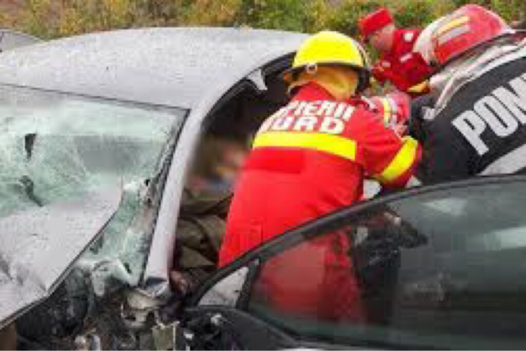 Acum, în Argeș: Accident cu victime