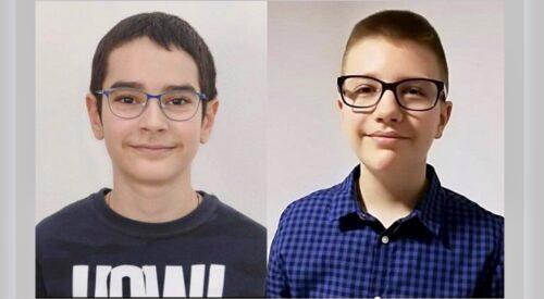 Aur și bronz pentru doi elevi de la o școală din Pitești
