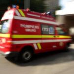 Copil căzut de la etaj în Pitești. Este în stare gravă
