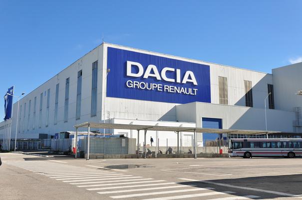 Pandemia a afectat serios activitatea de la Automobile Dacia
