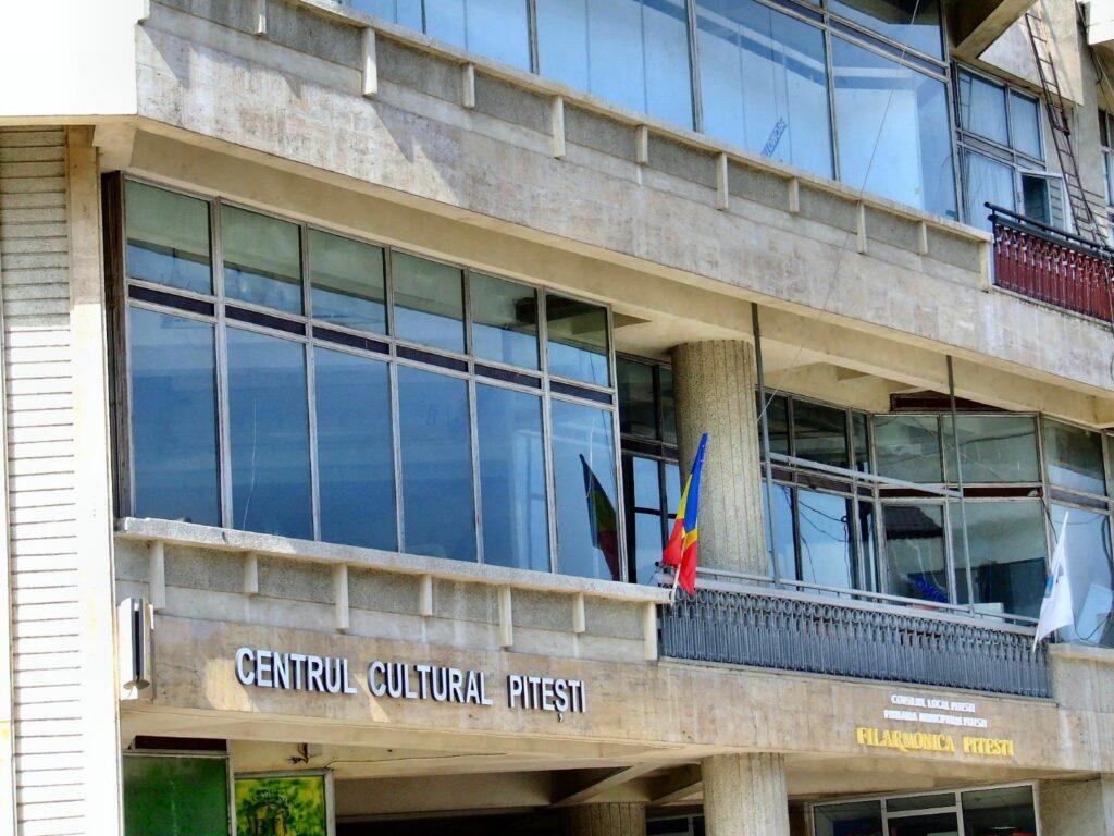 Postul de manager al Centrului Cultural Pitești, scos la concurs