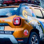 Doi argeșeni vor pleca în Siberia cu un Duster