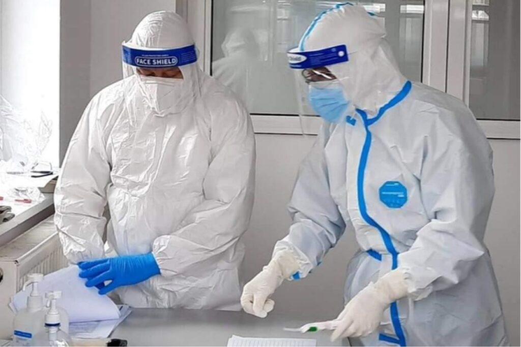Peste 50.000 de teste RT-PCR în laboratorul Spitalului Județean
