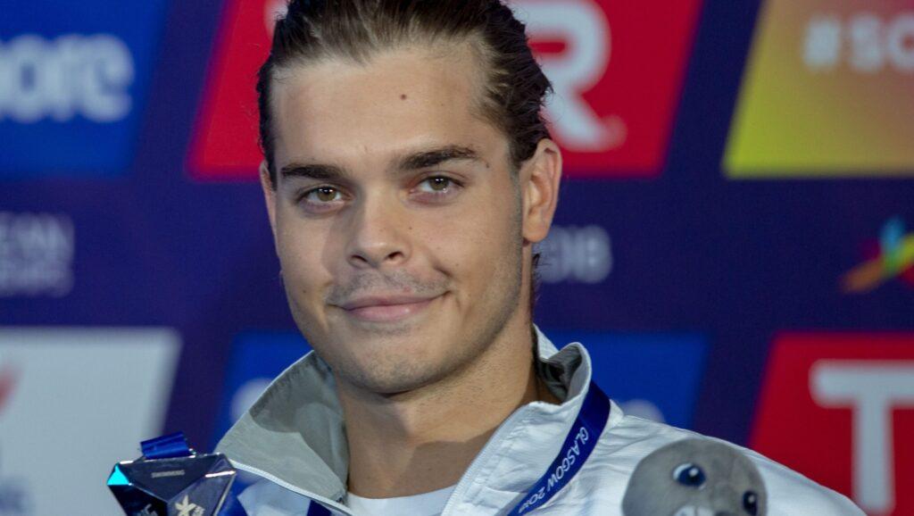 Robert Glință, aur la Campionatul European