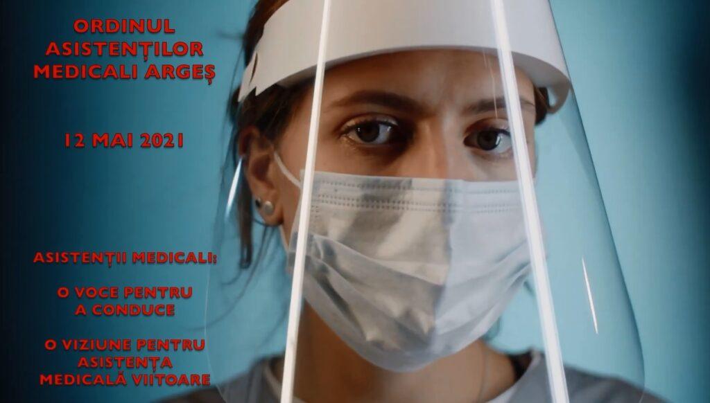La mulți ani asistenților medicali din Argeș!